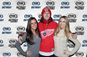 Hockeytown-fan-with-Fox-Girls-300x199