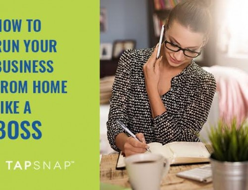How To Run Your Business From Home Like A Boss